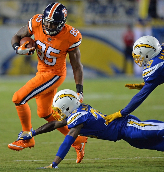 San Diego Chargers Game Results: Denver Broncos Vs. Houston Texans Preview: The Return Of Brock