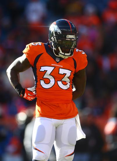 Broncos Players Change Jersey Numbers  for sale