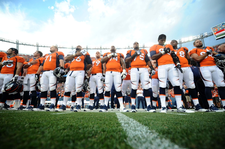 Denver Broncos Five Rising, Five Falling