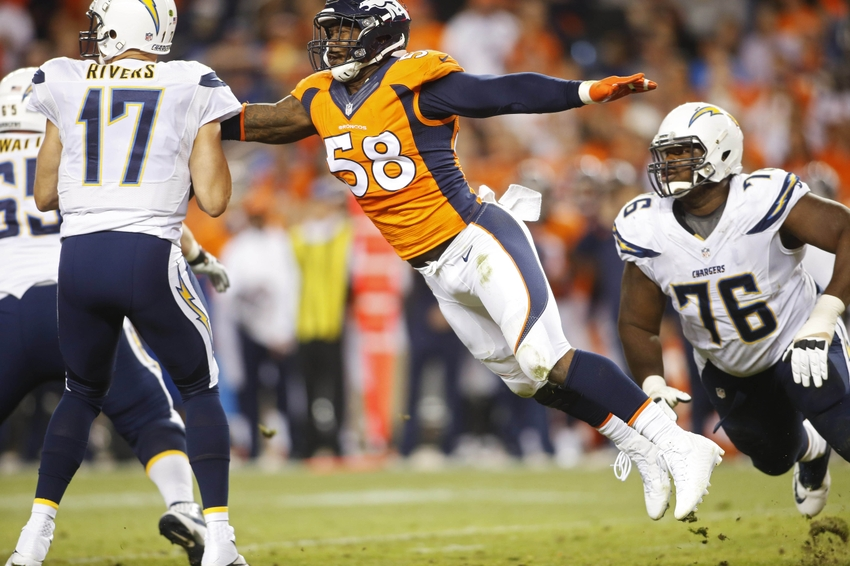 Von Miller Is Football S Most Dominant Pass Rusher Again