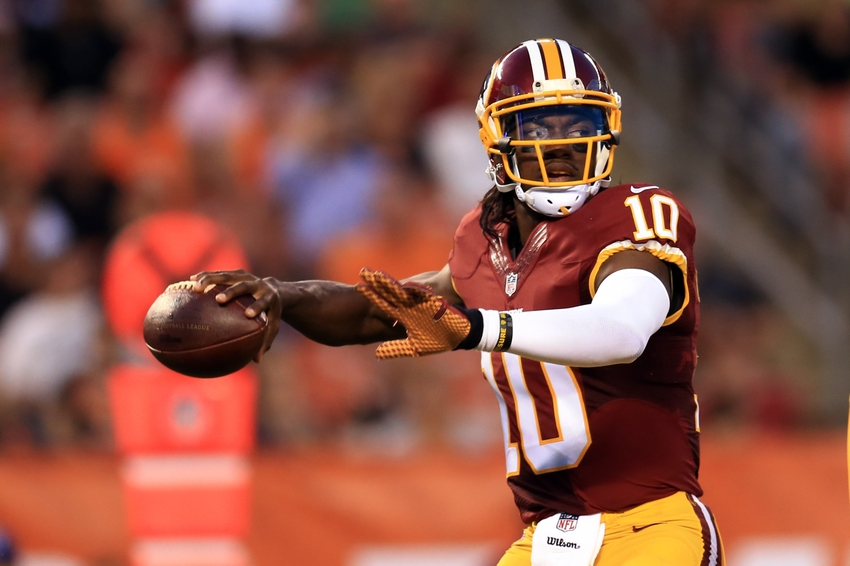 New Why Robert Griffin III makes no sense with the Denver Broncos  hot sale