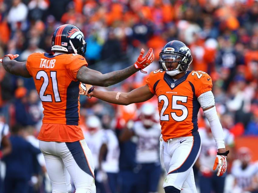 Denver Broncos Depth Chart Predictions Taking A Look At The Cornerback Position Heading Into 2016 Training Camp