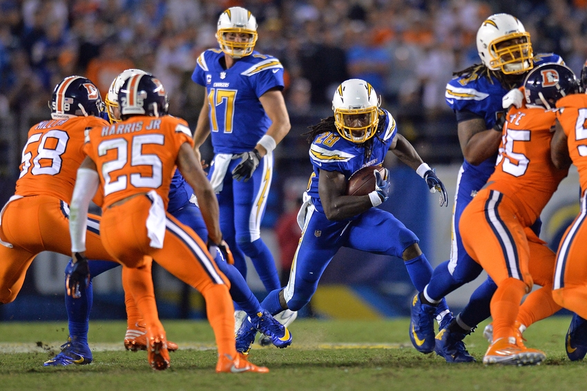 Behind Enemy Lines Q Amp A With San Diego Chargers Site Bolt