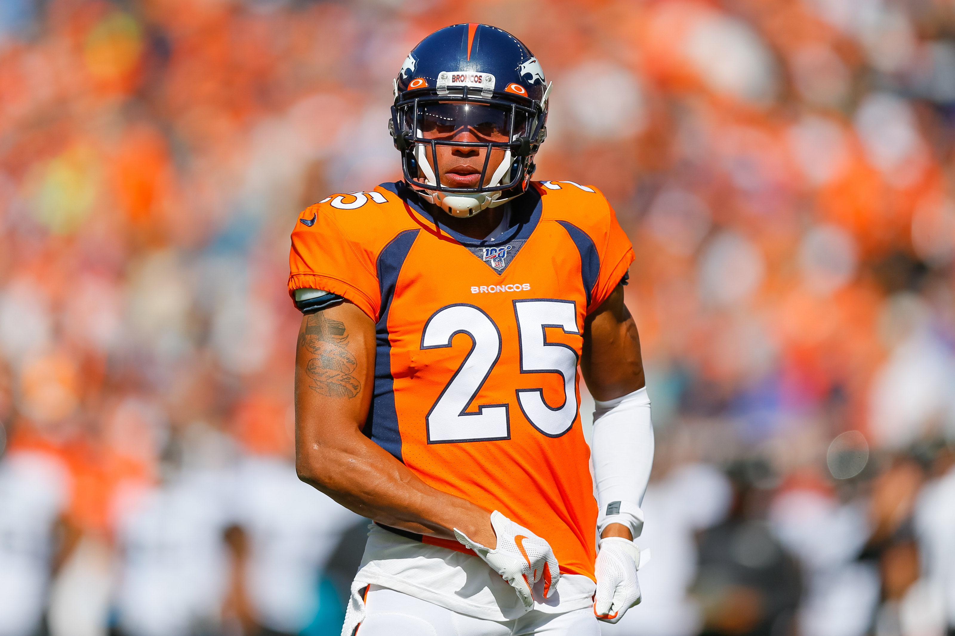 Chris Harris Jr stays in division, heads to Los Angeles to play ...