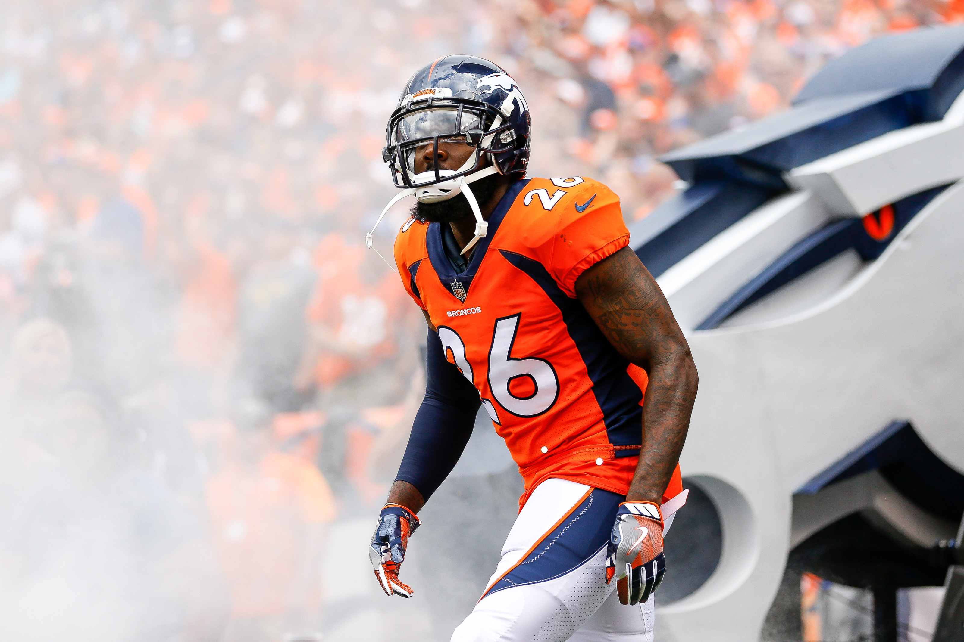 Darian Stewart's top five moments with the Denver Broncos